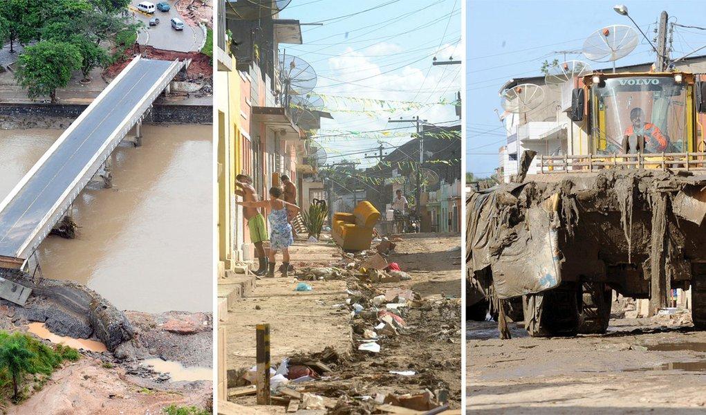 Eduardo propõe criação de sistema nacional de prevenção e atenção às vítimas de desastres