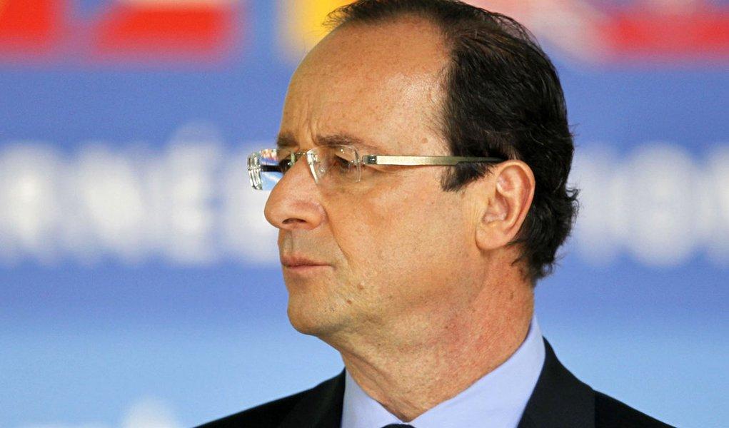 A França não conseguiu apagar o incêndio grego