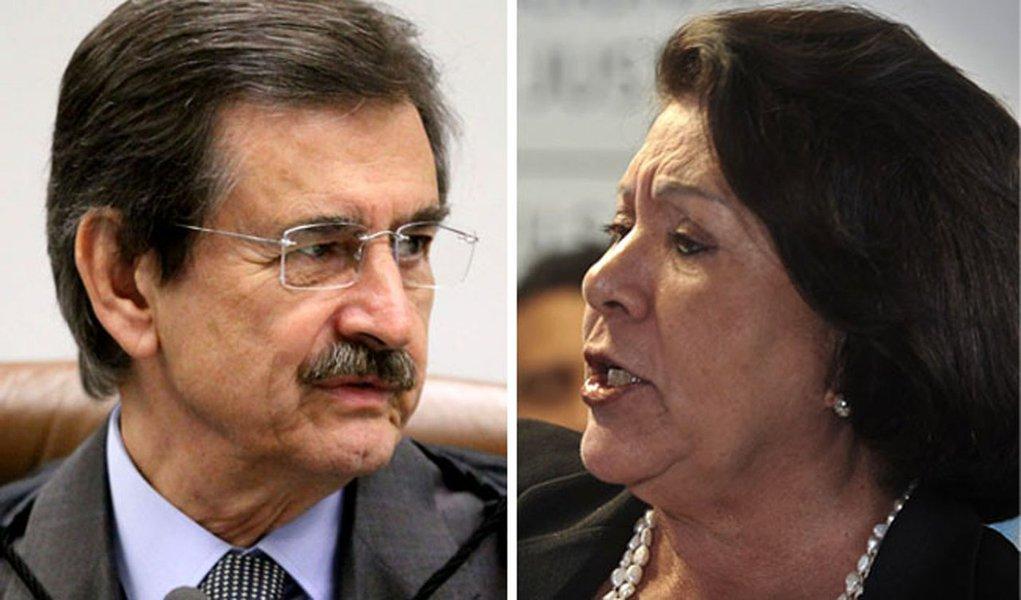 Peluso insinua que Calmon tem pretensões políticas