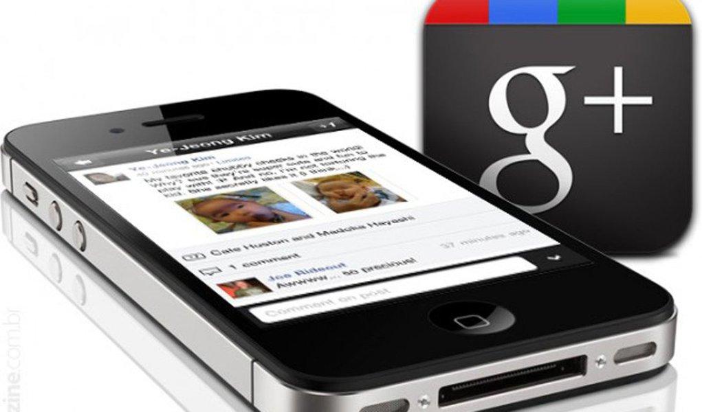 Google+ se renova no iPhone, mas não no Android