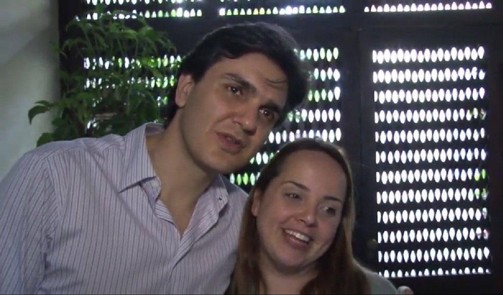 Apoiado por filha de Lula, Chalita larga na frente