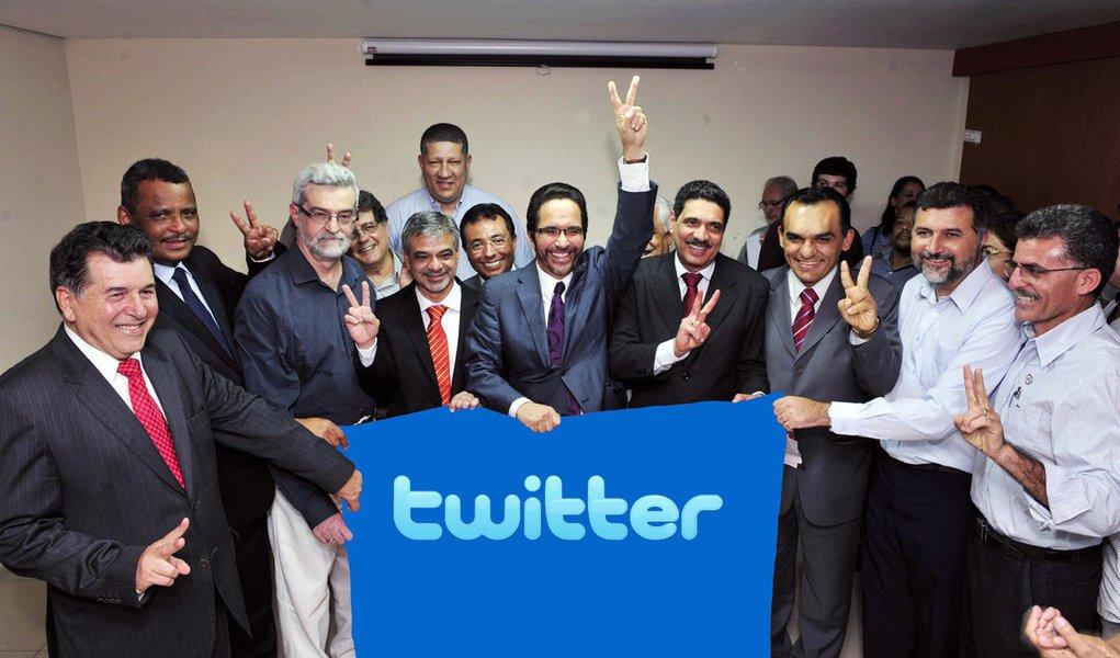 Maurício Rands terá seu primeiro tuitaço