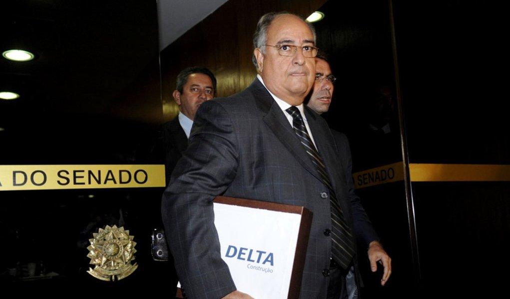 Presidente da Delta diz ter R$ 1 bi a receber e ameaça entrar com ação