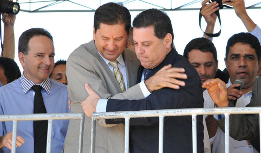 Amor de Maguito e Marconi virou Cachoeira