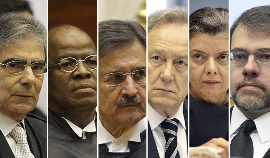 Os homens de Lula no STF
