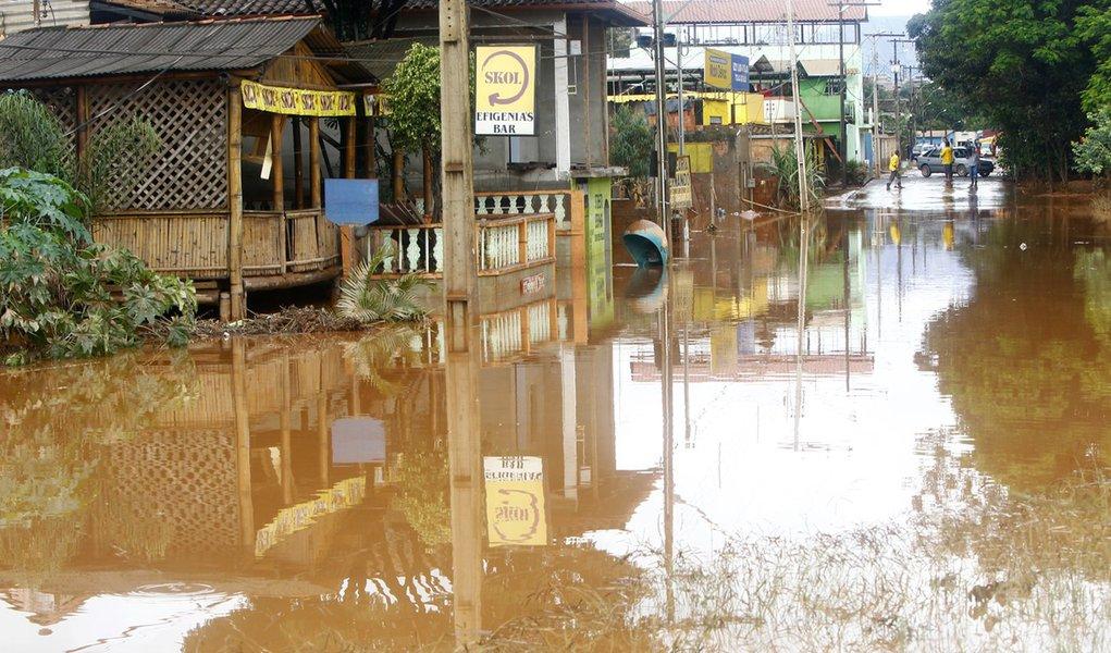 Minas: 103 municípios em estado de emergência