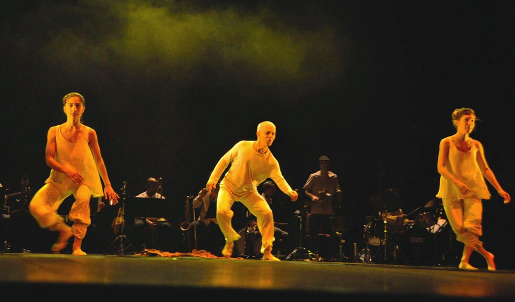 Festival Pernambuco em Dança 2012 no Teatro Santa Isabel