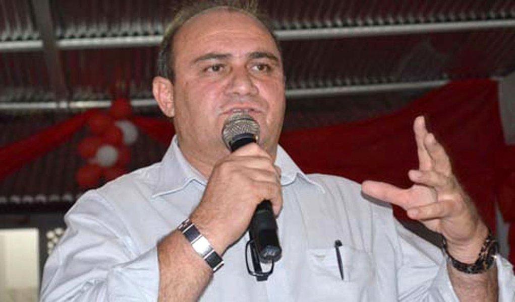PF prende prefeito na Paraíba por desvio de recursos públicos