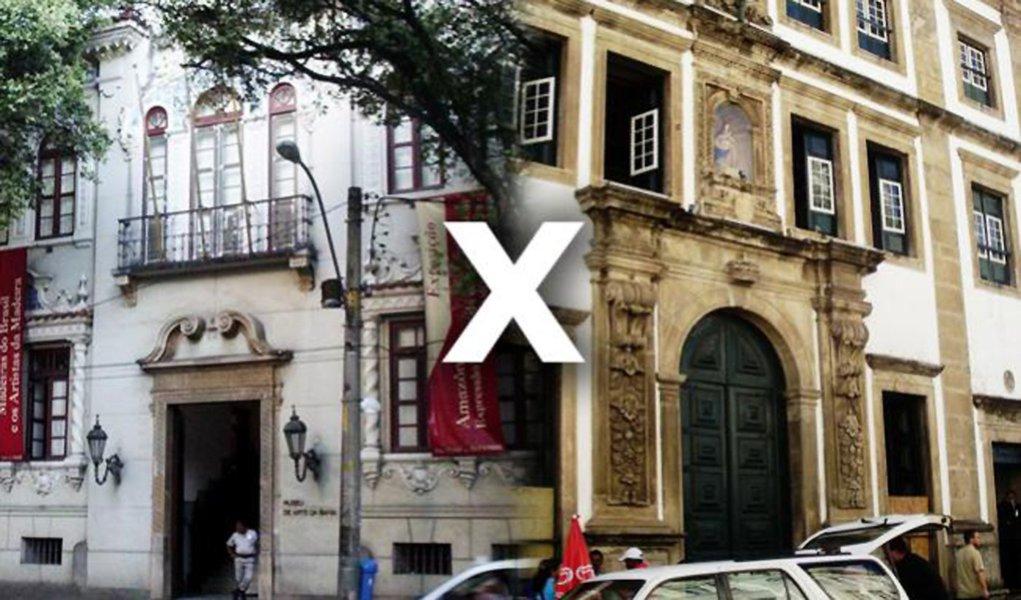 Santa Casa e Museu de Arte da Bahia disputam painéis