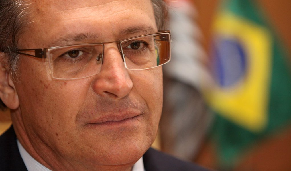 Alckmin diz que Cracolândia precisa 'da ajuda de todos'