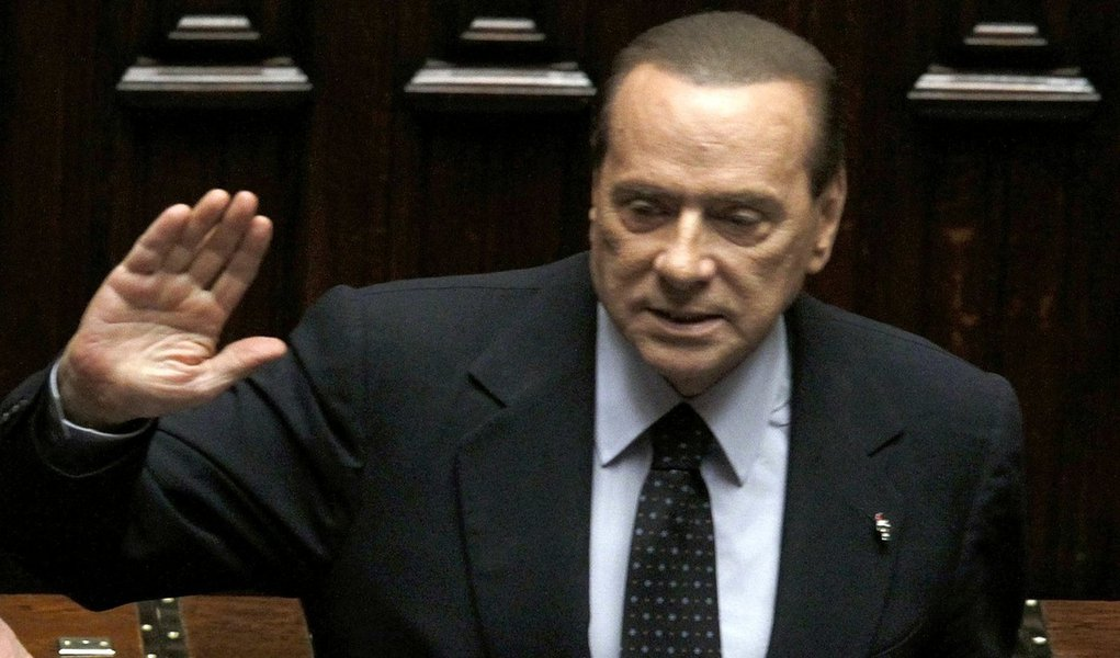 Ciao, Berlusconi!