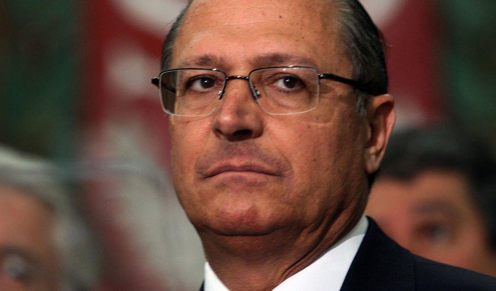 'Avançamos bastante', diz Alckmin sobre cracolândia