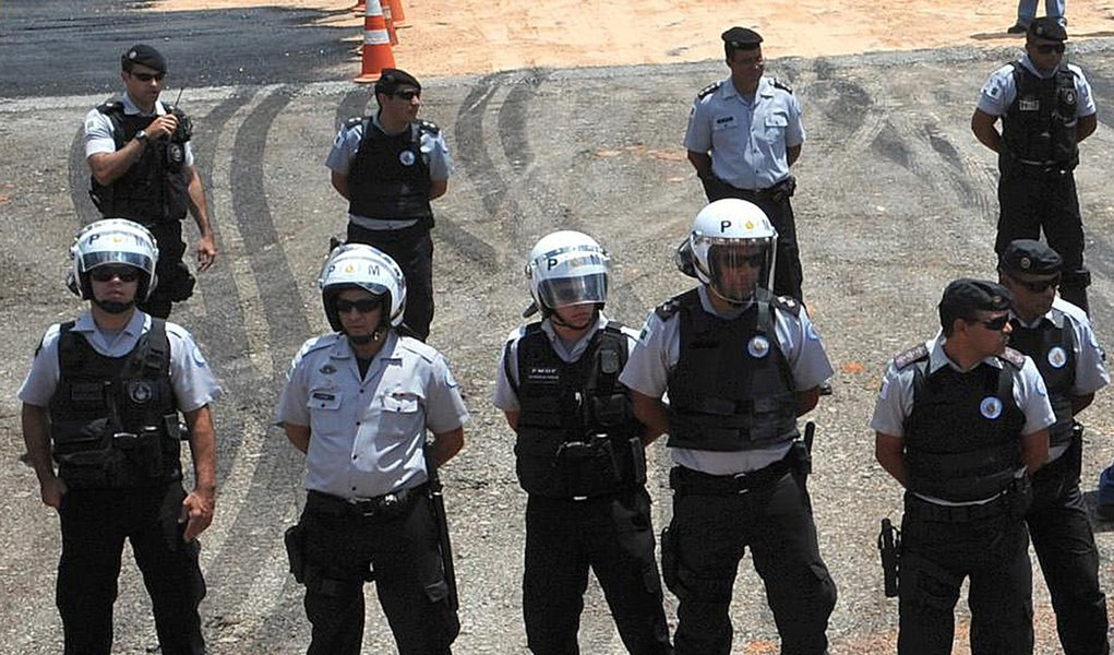 Comando da Polícia Militar do Distrito Federal descarta greve