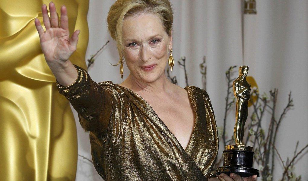 Oscar consagra carreira de Meryl Streep