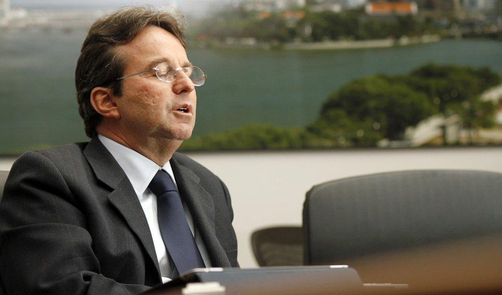 João da Costa e o seu corre-corre em Brasília