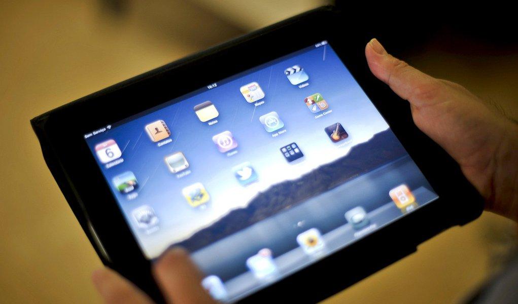 Alunos da rede de ensino estadual ganharão tablets