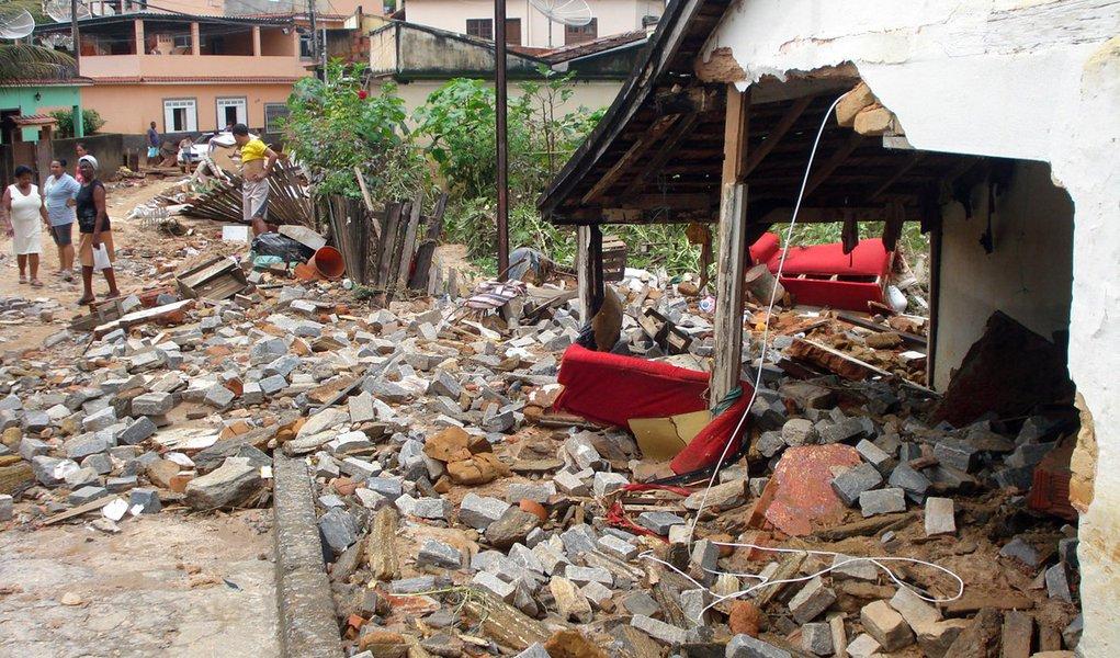 Minas já soma 153 cidades em situação de emergência