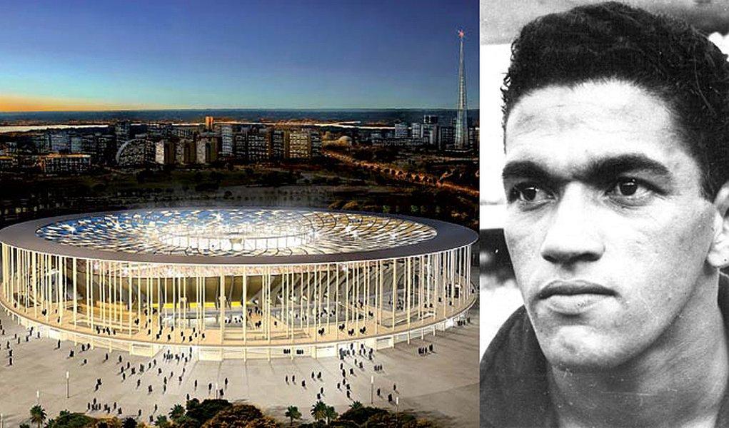 A ressurreição do Mané Garrincha