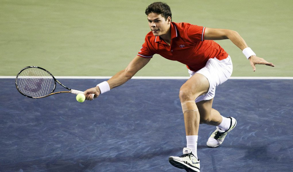 Tenista Raonic fatura bicampeonato do Torneio de San Jose