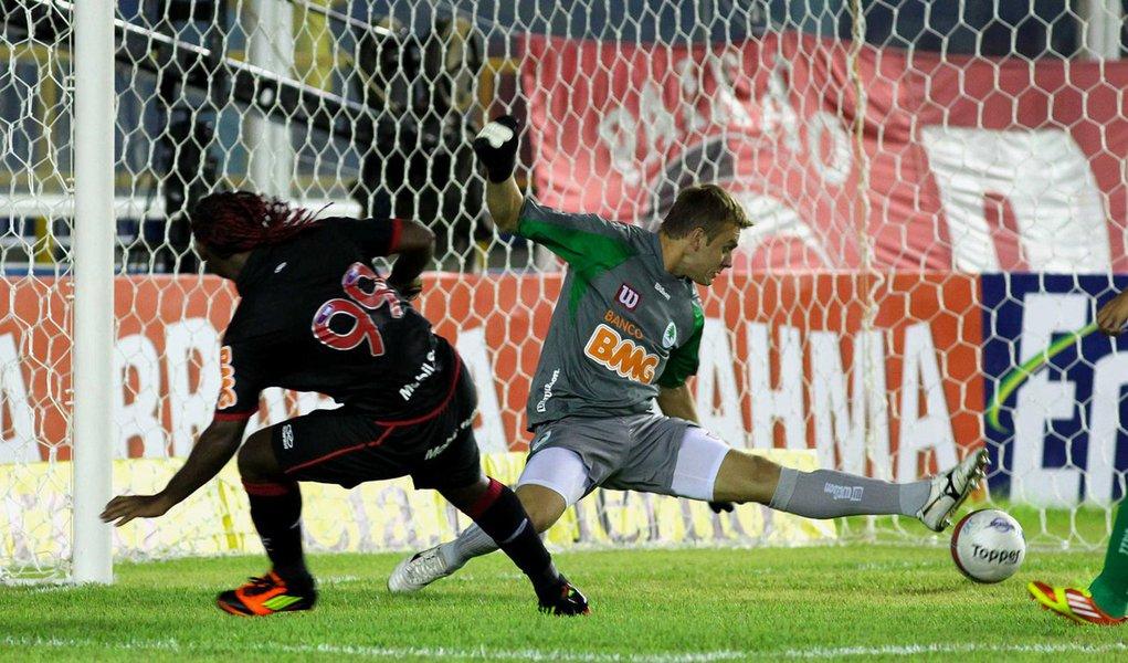 Flamengo decepciona e perde por 2 a 1 para o Boavista