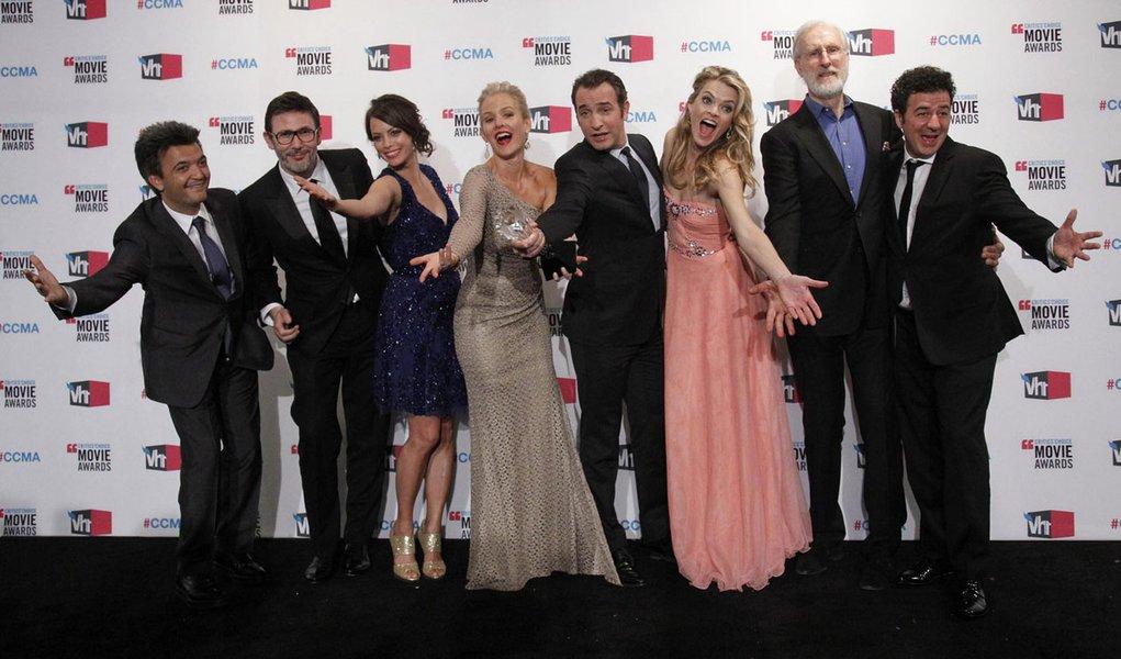 Globo de Ouro inicia temporada de premiações do cinema