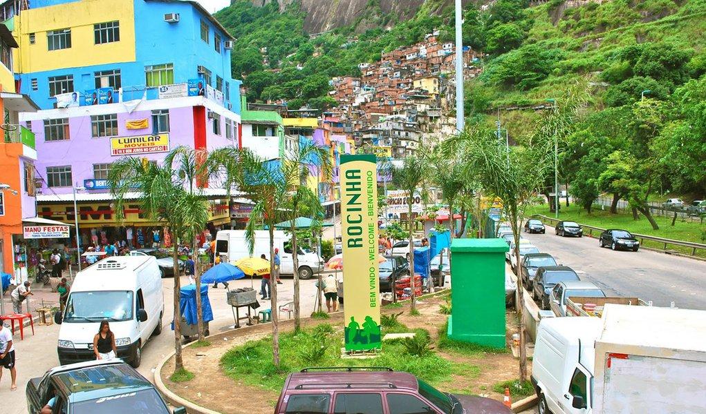 Aluguel em favela pacificada sobe mais do que em bairros no Rio
