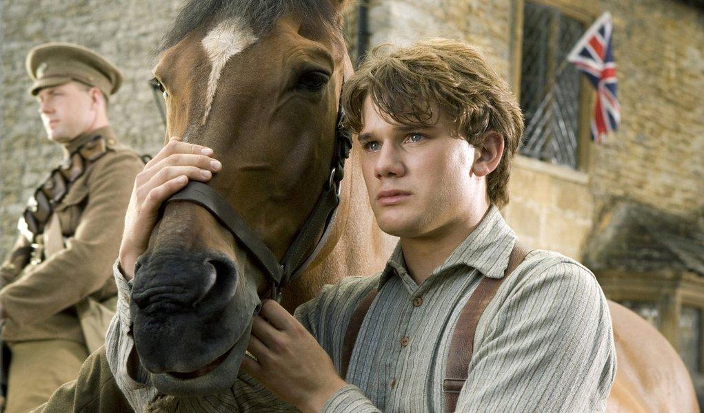 'Cavalo de Guerra', de Spielberg, é o destaque da semana