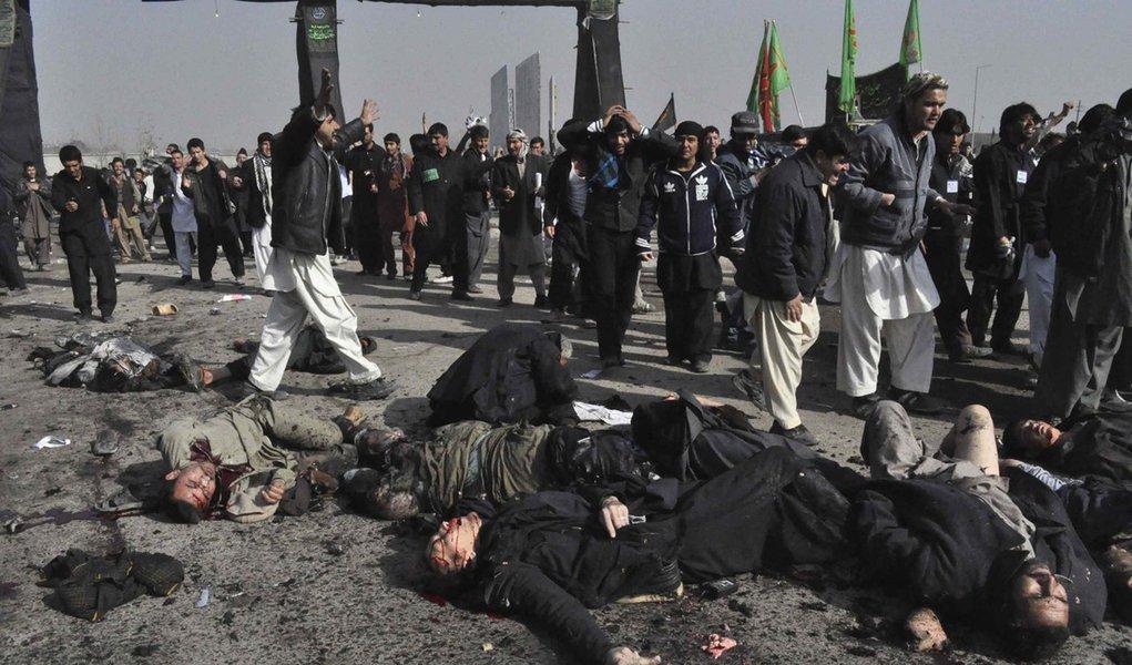 Soldado americano abre fogo contra civis no Afeganistão