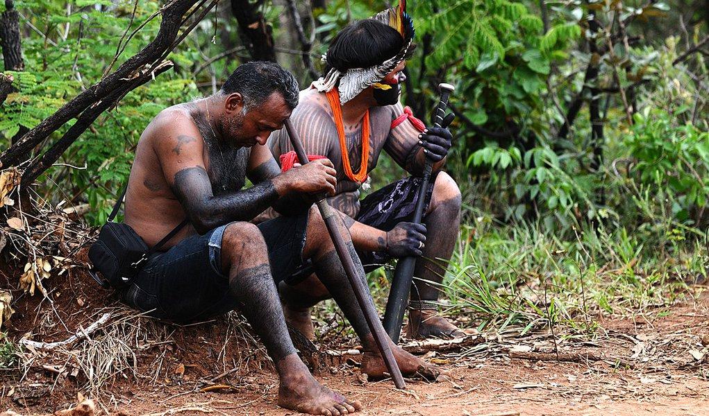 O indígena, aquele que deve morrer