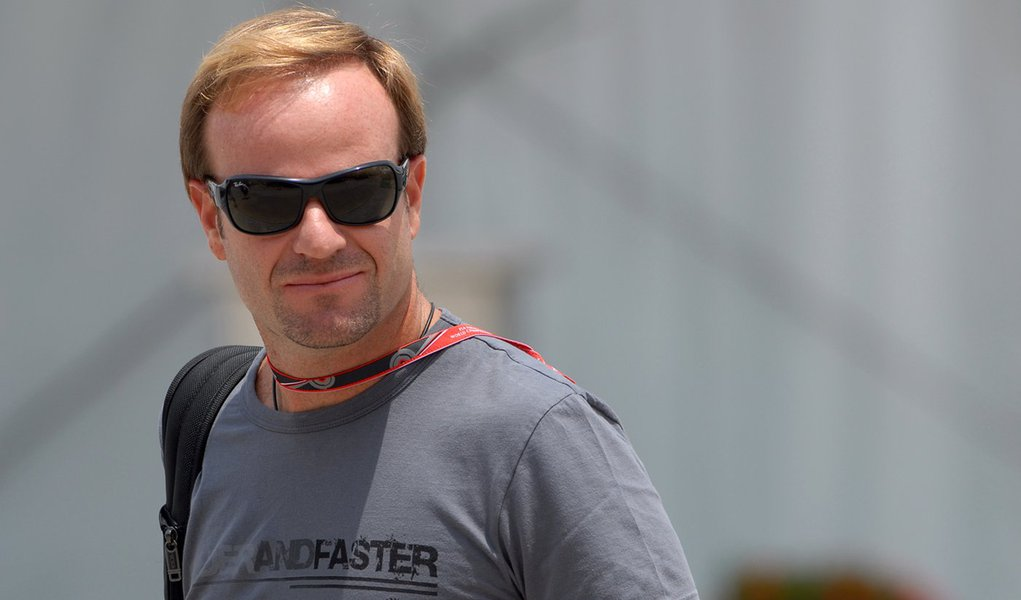 Fim da linha para Barrichello?