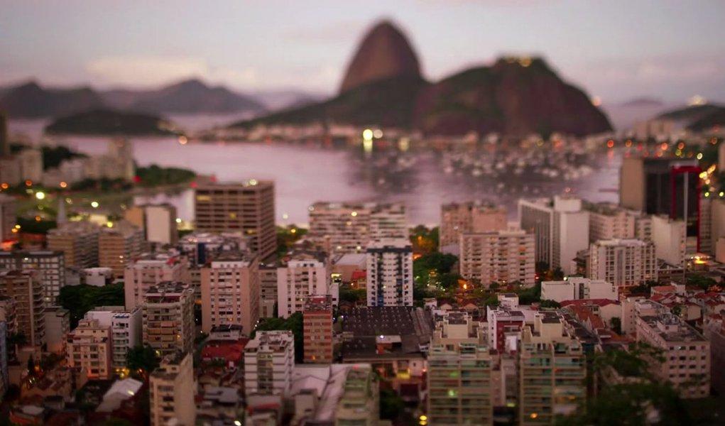 Um olhar diferente sobre o Rio