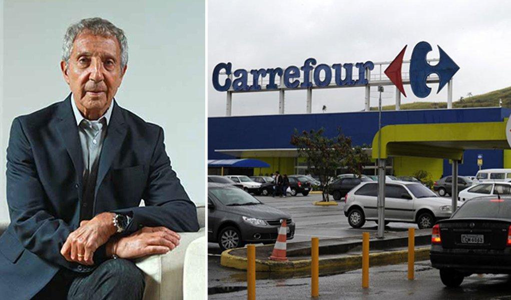Abílio ainda manobra para controlar Carrefour
