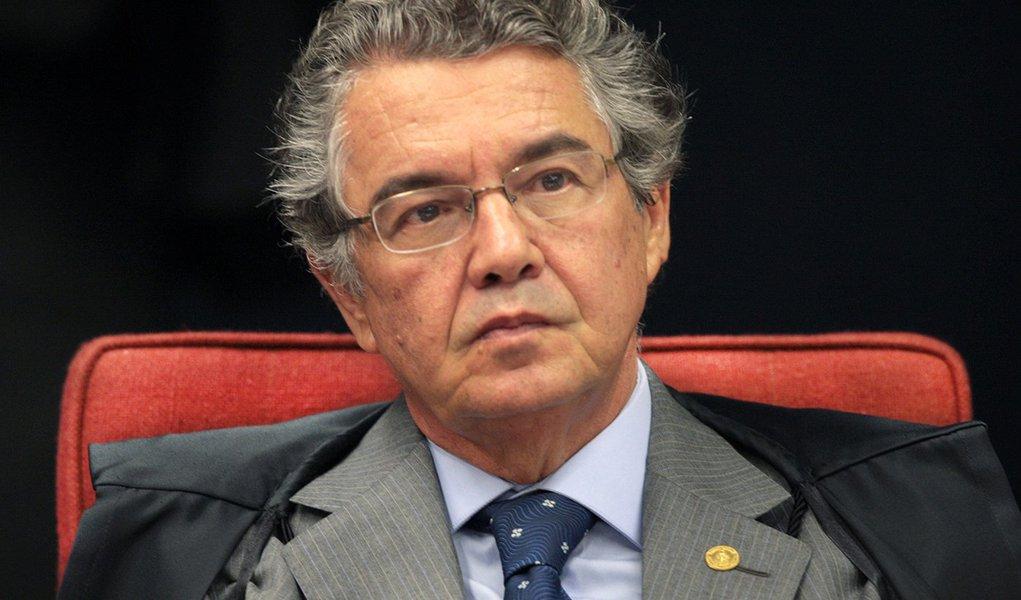 Marco Aurélio Mello entra na polêmica dos precatórios