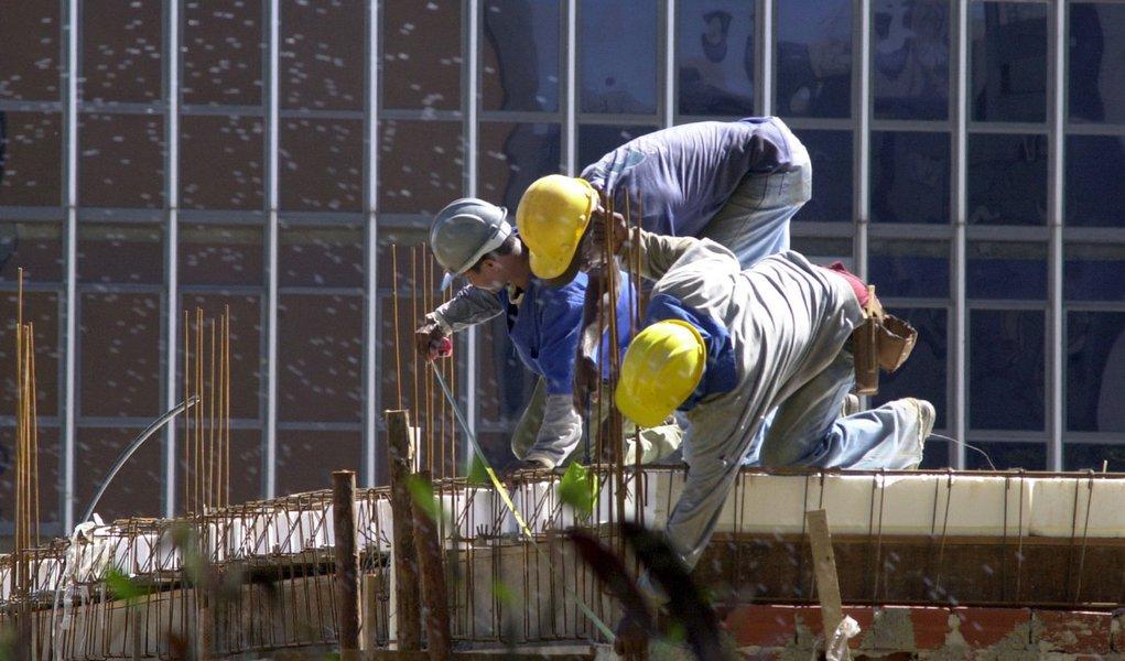 Inflação da construção civil cai de 0,38% para 0,39% em fevereiro