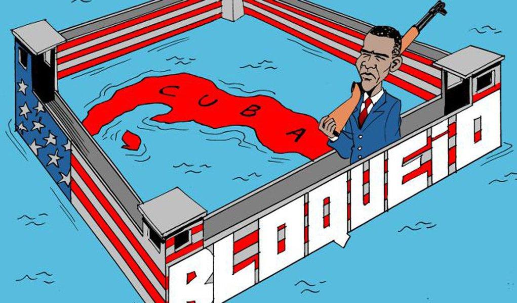 Bloqueio dos EUA causou prejuízo de US$ 1 trilhão a Cuba