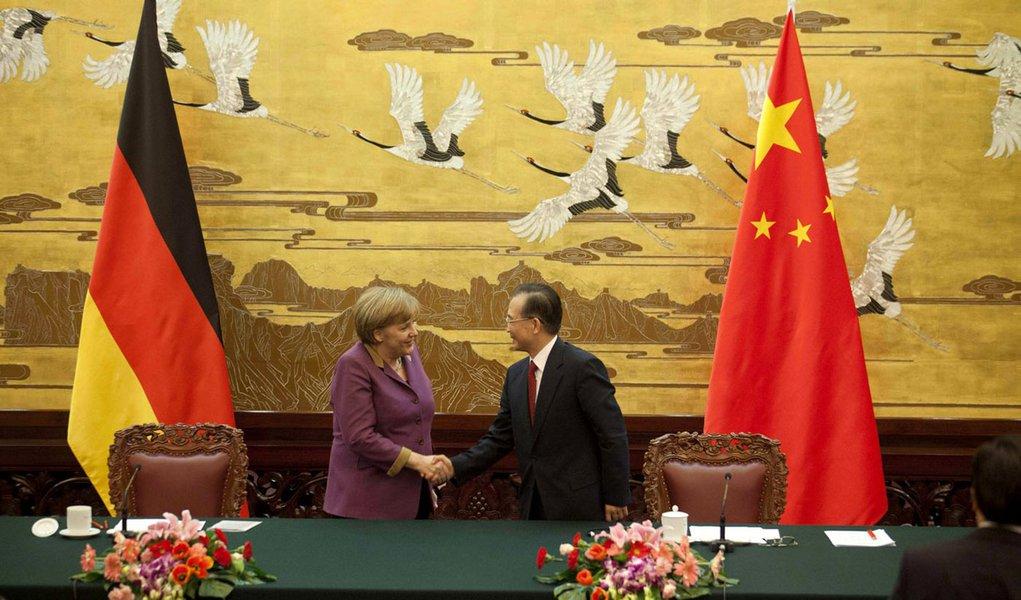 China e Alemanha intensificam cooperação bilateral