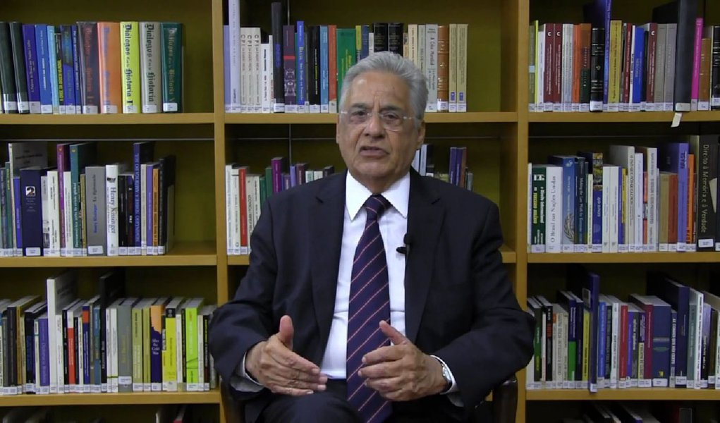 FHC: 'privatização não é uma questão ideológica'