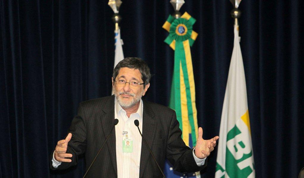 O último dia de Gabrielli na Petrobras