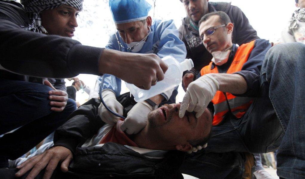 Protestos no Egito deixam mais 4 mortos nesta sexta-feira