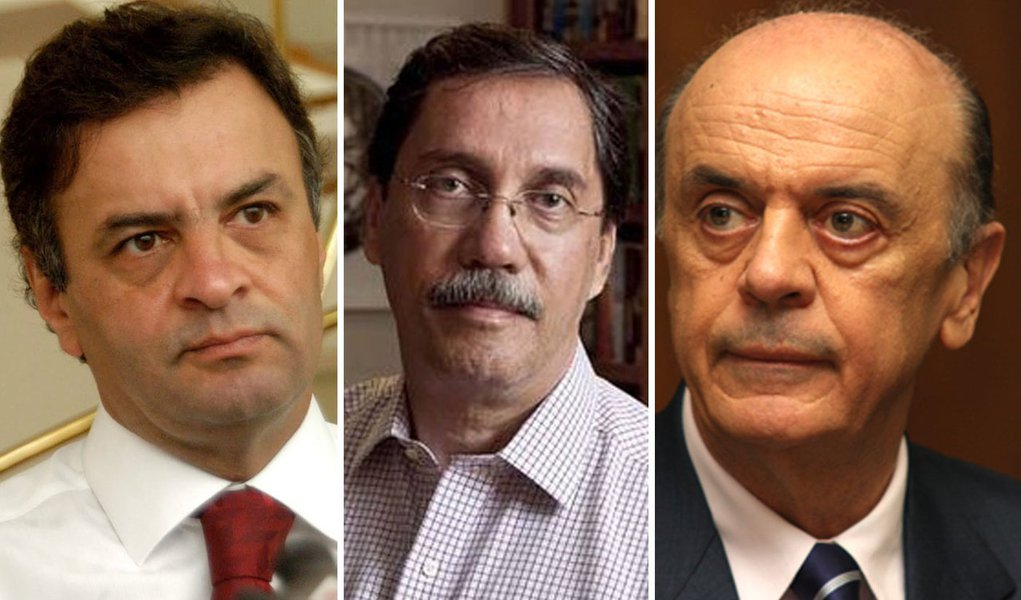 Tucano Merval aposenta Serra na Prefeitura de SP