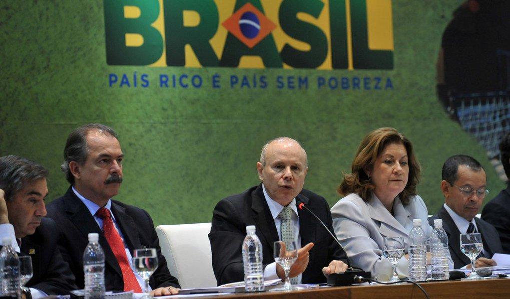 PAC 2 executou R$ 204 bilhões, aponta governo