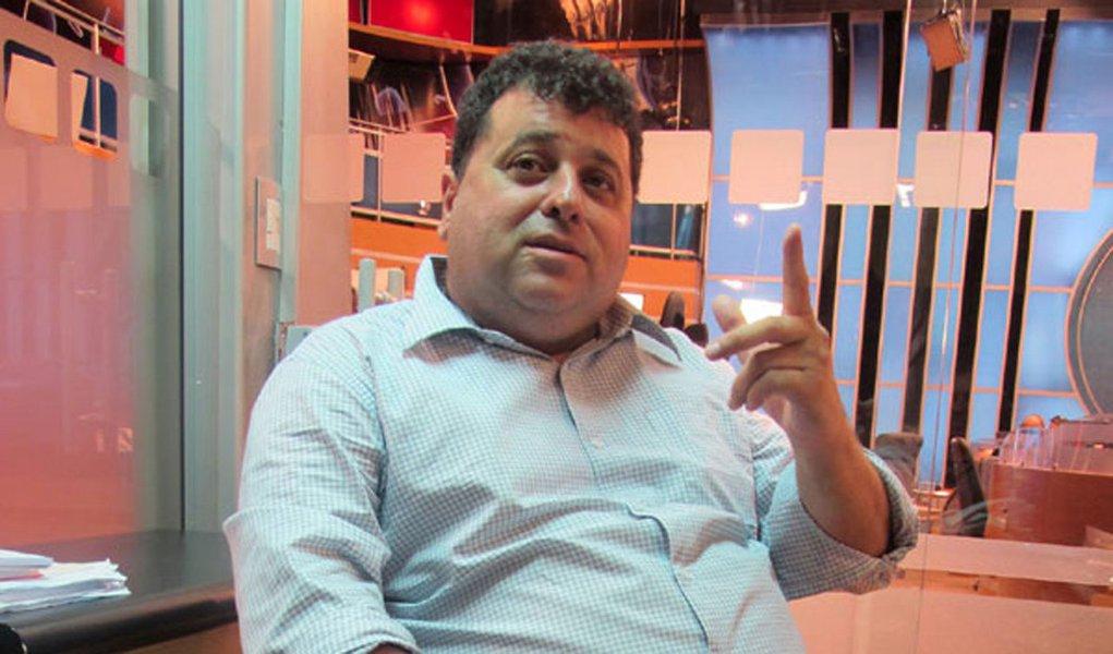 Autor de Privataria Tucana vai em cana em MT