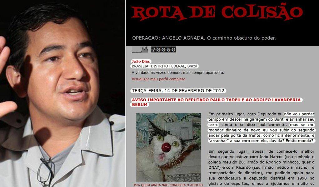 Justiça garante bombardeios de João Dias