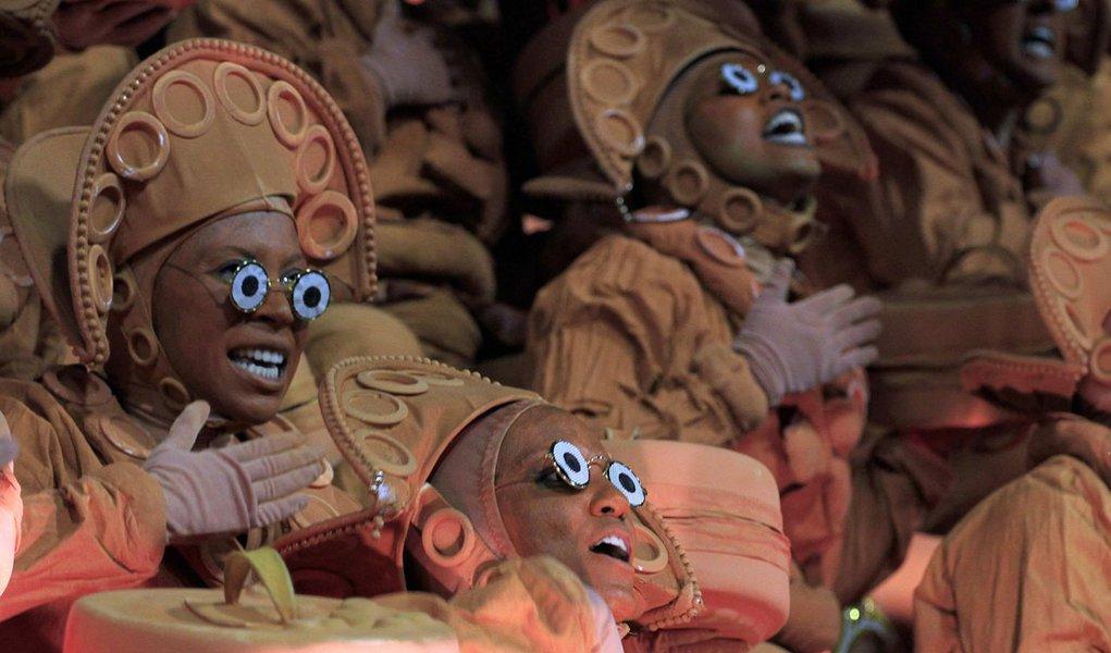 Unidos da Tijuca é a campeã do carnaval do Rio