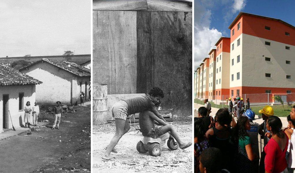 Brasil está mais igual e pobreza cai 7,9% em 2011