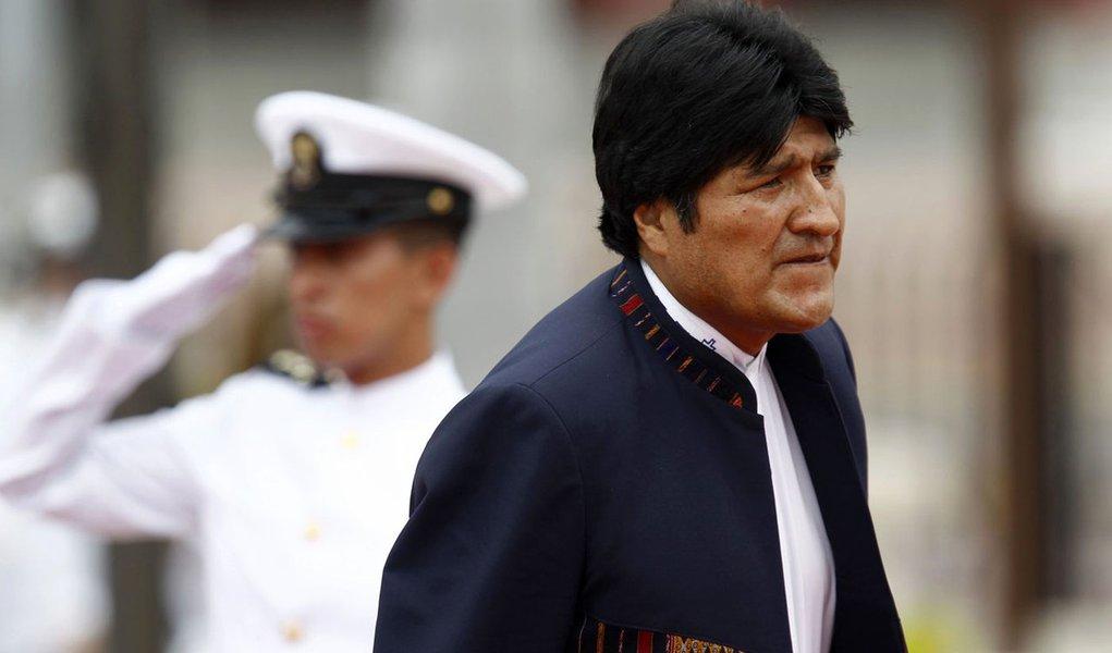 Bolívia nacionaliza filial de grupo espanhol de eletricidade
