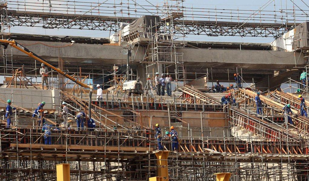 CPI já começa a parar obras da Copa e do PAC