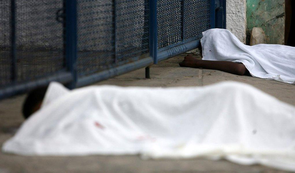 PMs baianos são suspeitos de 25 mortes durante greve