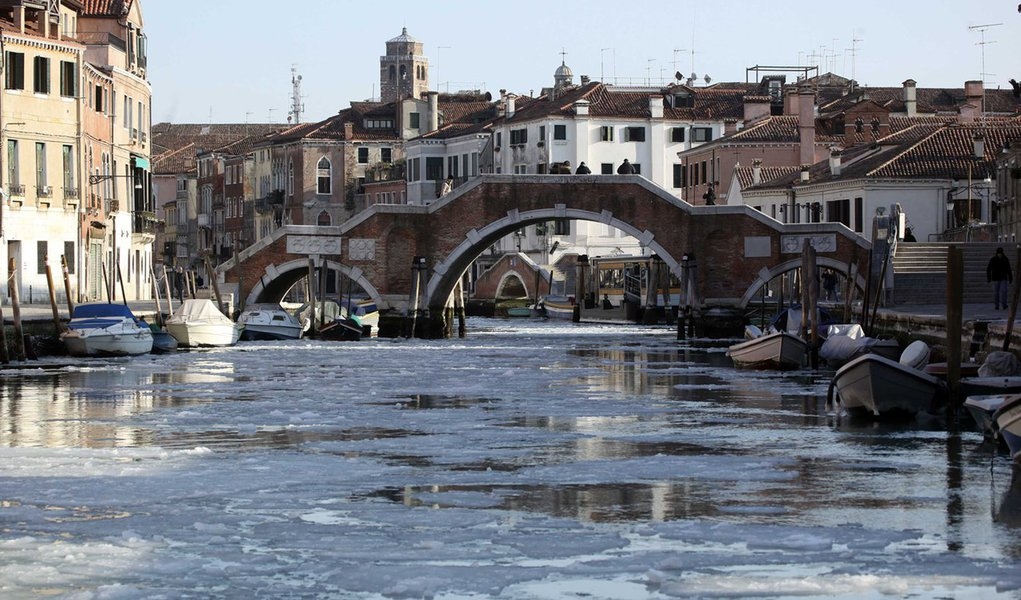 Frio na Europa: a culpa é do aquecimento global