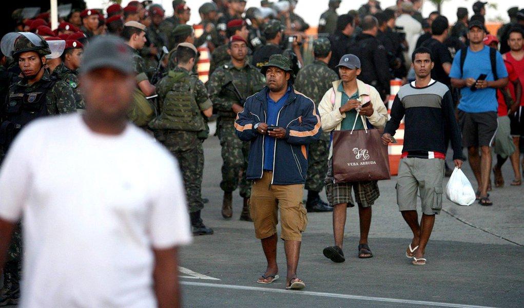 Dilma é contra anistia de PMs grevistas na Bahia